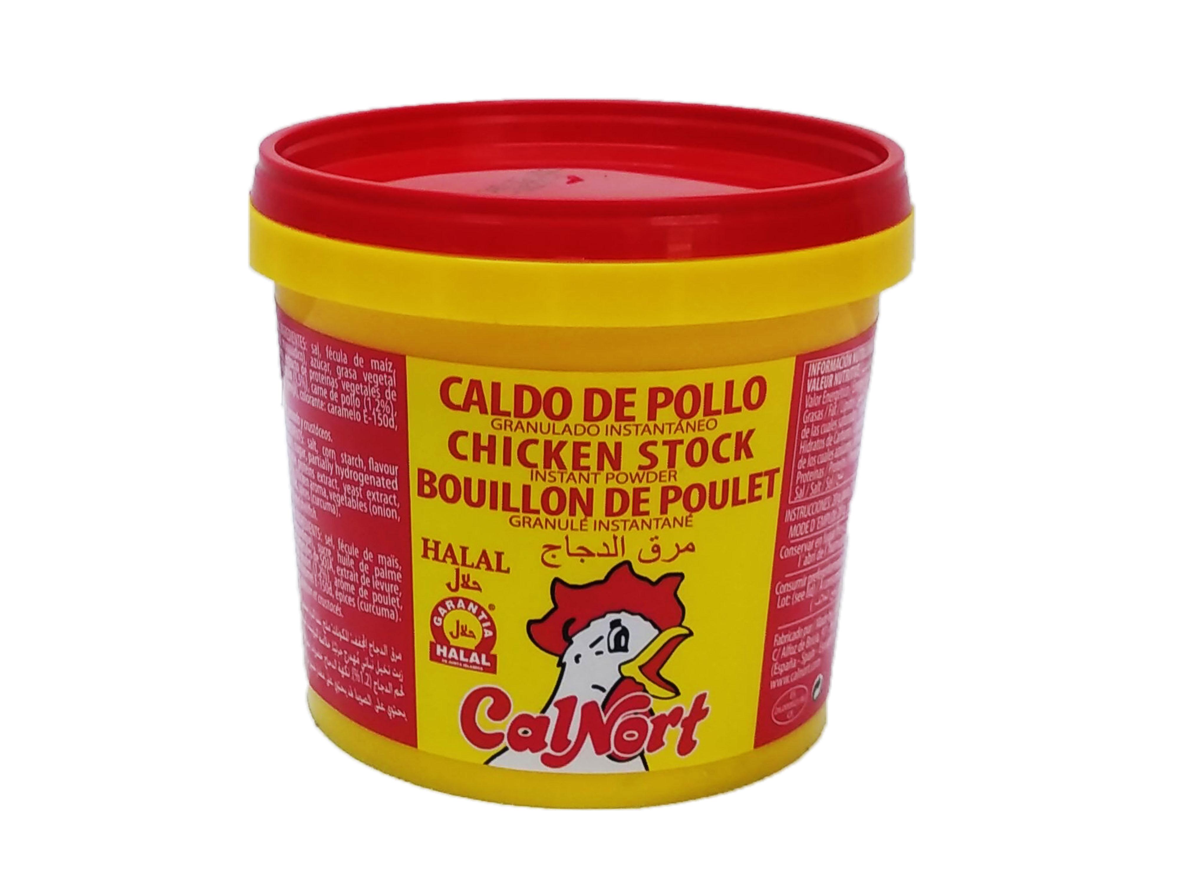 Photo du produit divial les surgelés : bouillon CALNORT  DE POULET  en poudre  250 G