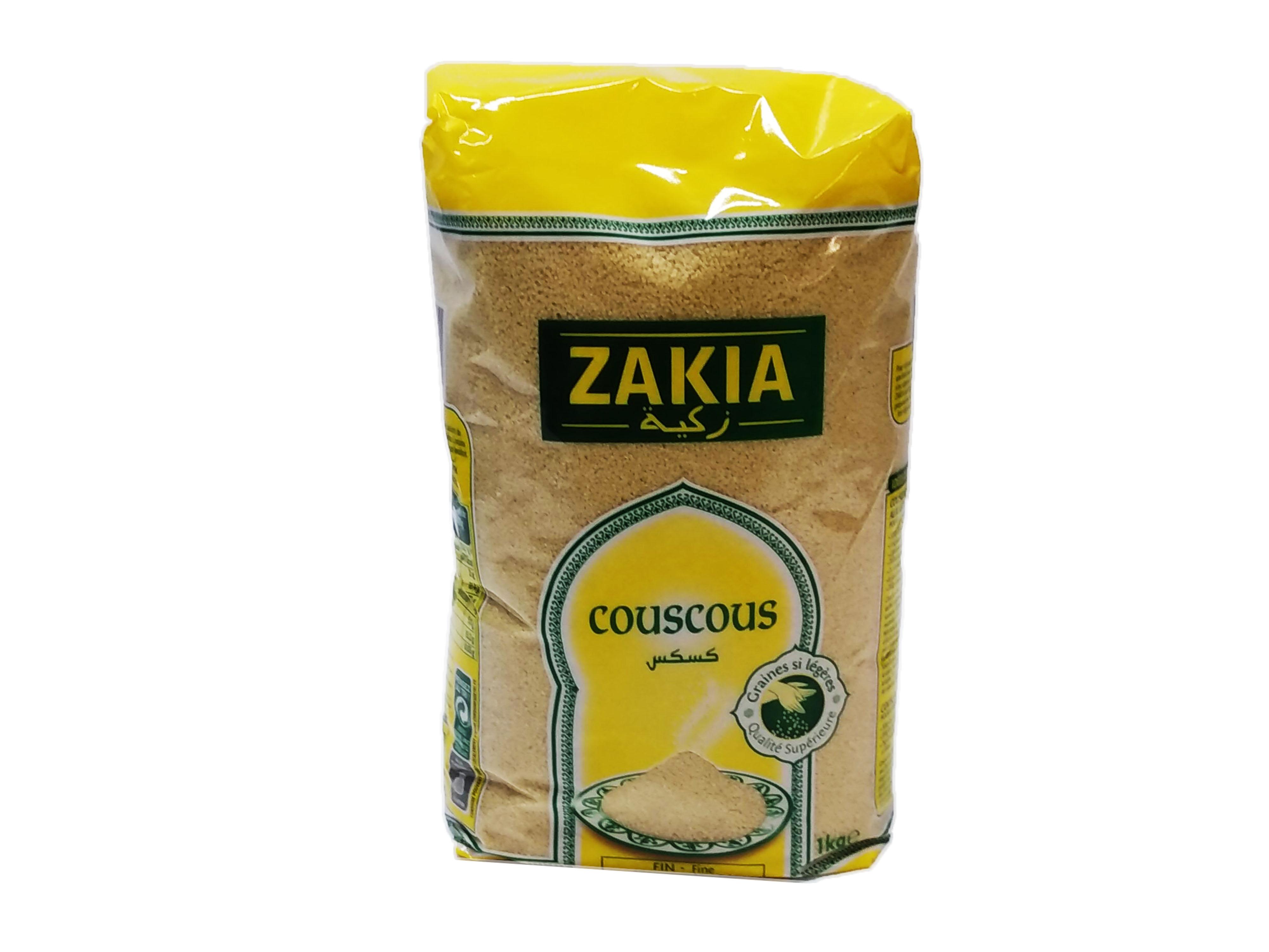 Photo du produit divial les surgelés : COUSCOUS ZAKIA Moyen 1 kg